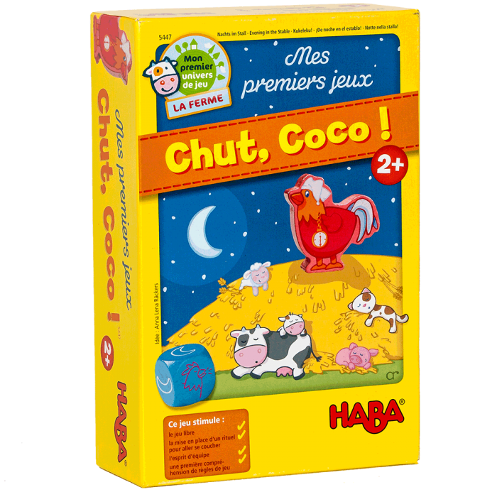 Chut, Coco !