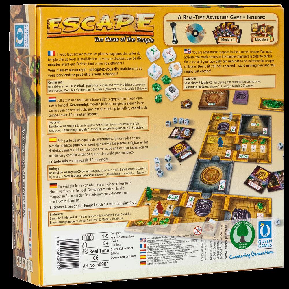 Escape Verso
