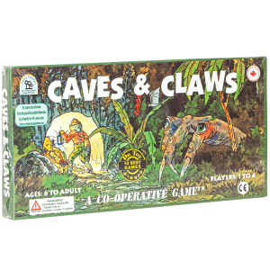 Grottes et Griffes - Caves and Claws