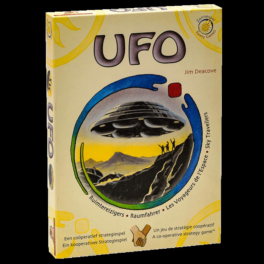Les Voyageurs de l'Espace - UFO