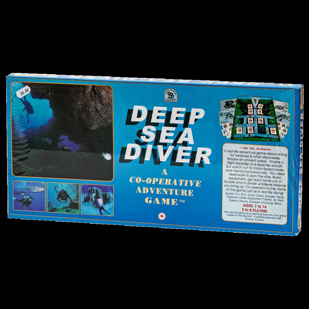 Plongeurs en Eaux Profondes - Deep Sea Diver