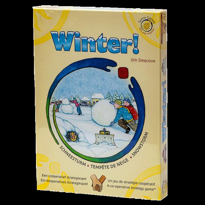 Tempête de Neige - Winter