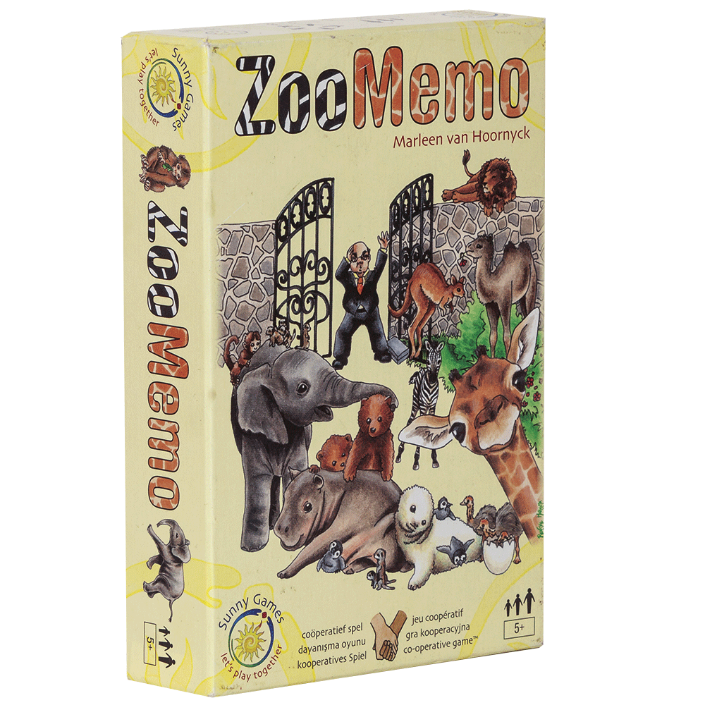 Zoo Mémo