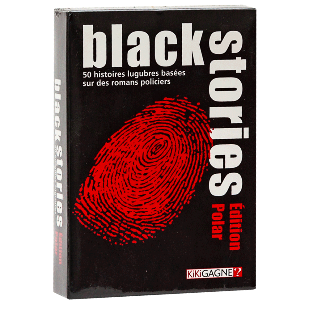 Black Stories - Edition Polar