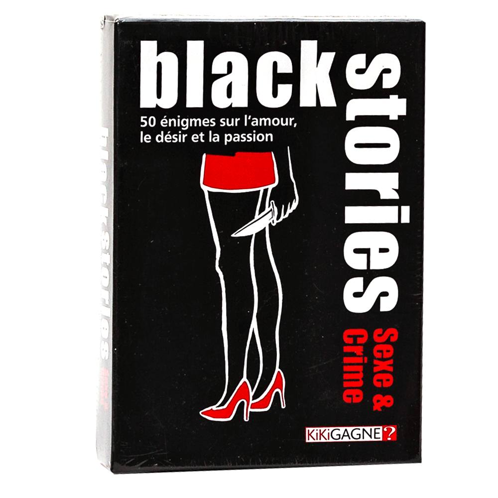 Black Stories - Sexe and Crime