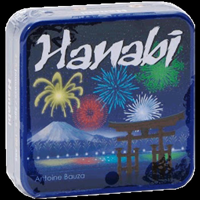hanabi bleu