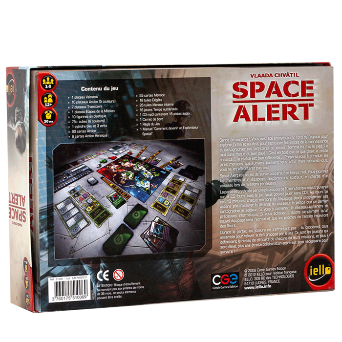 space-alert-verso