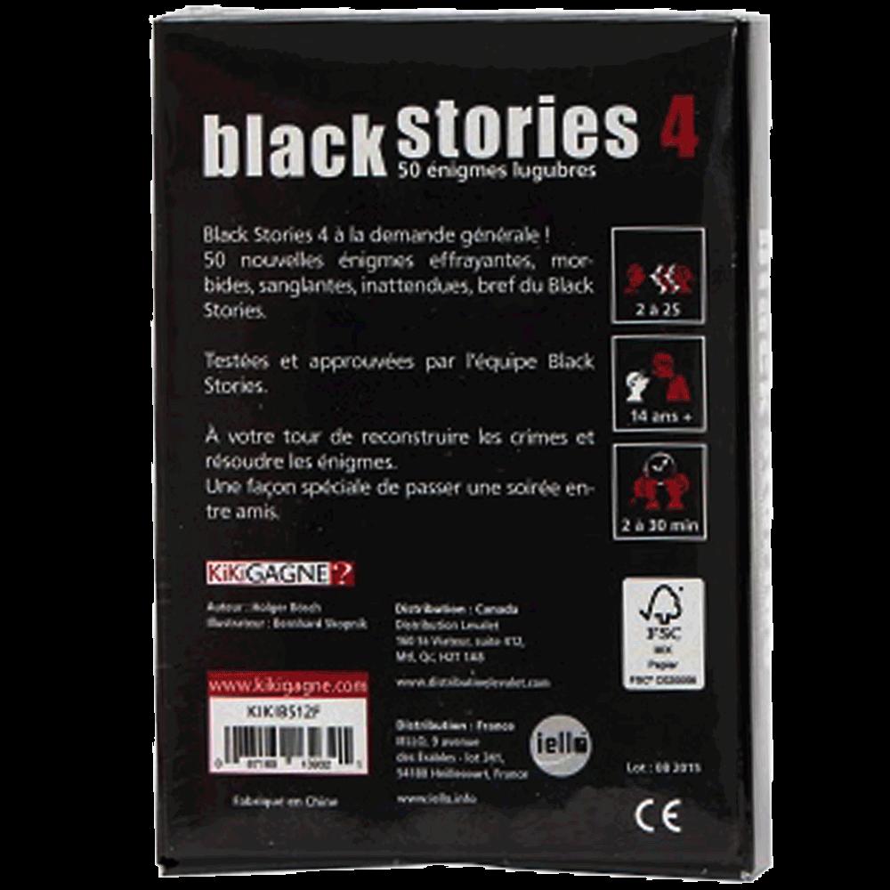 Black Stories 4 verso