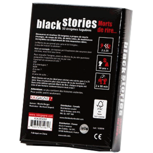 Black Stories - Mort de rire 2 verso