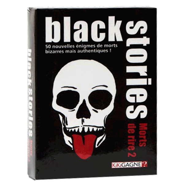 Black stories - mort de rire 2