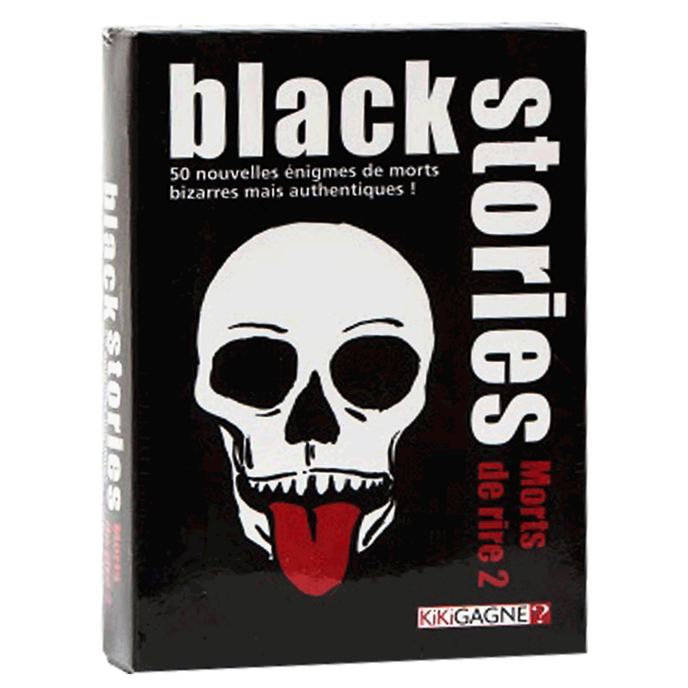 Black stories - mort de rire 2