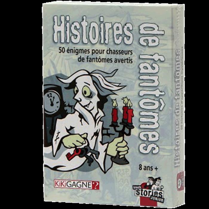 Black Stories histoires de fantomes