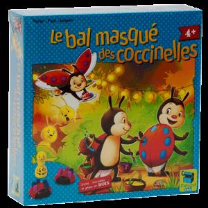 Le bal Masqué des Coccinelles nouvelle édition