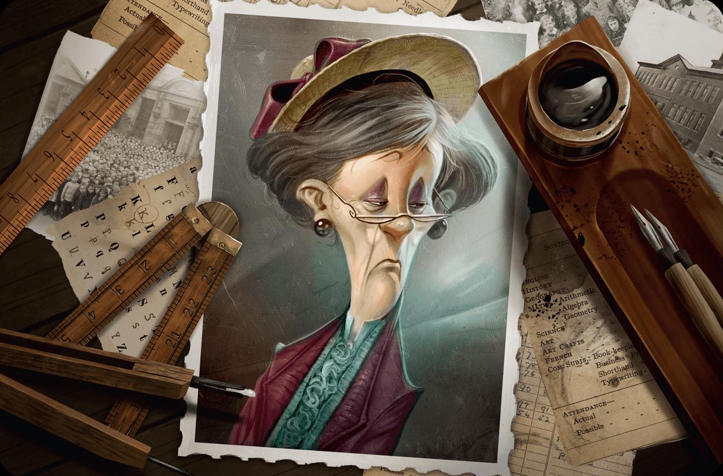 carte suspect mysterium