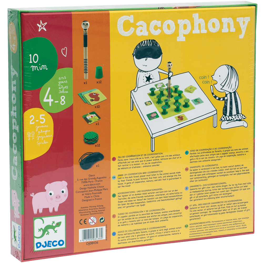 cacophony-dos