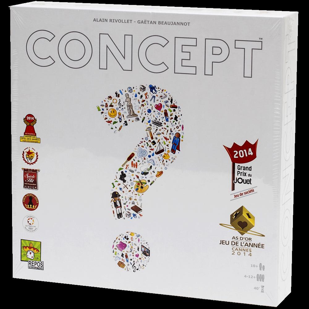 Concept jeu