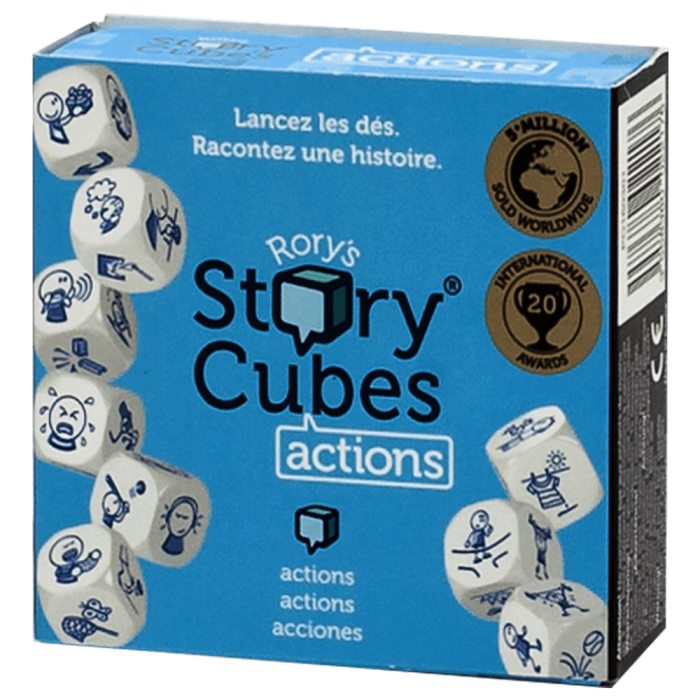 Story Cubes - Actions