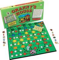 la maison de grand mère - granny's house - jeu coopératif - jim deacove