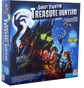 ghost fightin treasure hunters jeu cooperatif