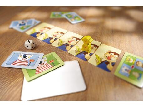 Mémo Mimique jeu cooperatif cartes