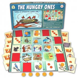 The-Hungry-Ones jeu cooperatif jim deacove