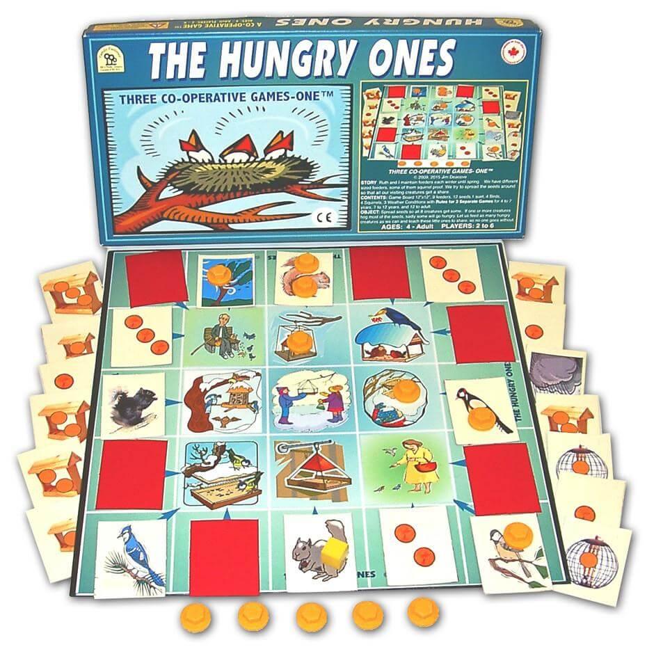 The-Hungry-Ones jeu cooperatif jim deacove