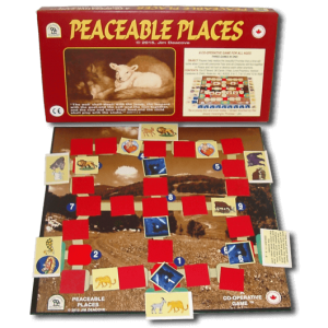 Peaceable-Places- jeu cooperatif Jim Deacove