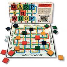 Zig Zag Warp n Woof jeu cooperatif