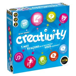 Creativity jeu cooperatif