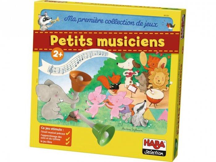 Petits Musiciens boite