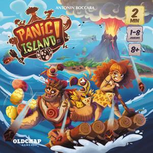 panic island jeu cooperatif