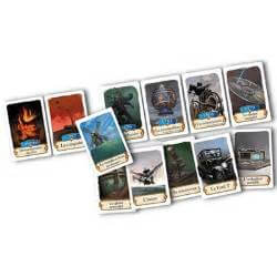 timeline multi theme cartes