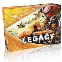pandemic legacy saison 2 jaune volume
