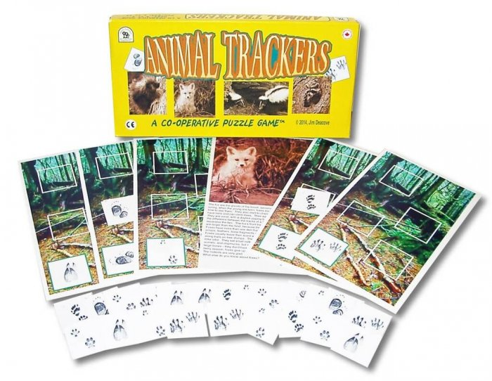 animal-trackers Jim deacove