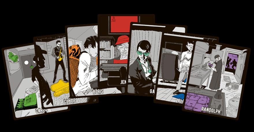 3 secrets cartes jeu cooperatif
