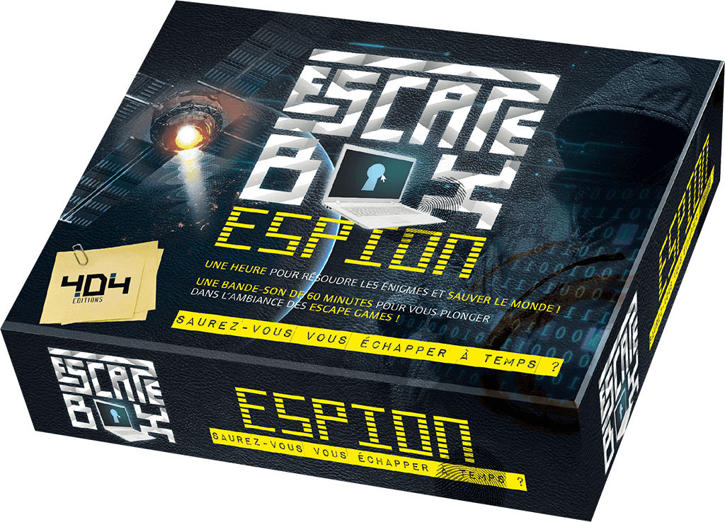 escape_box_espion jeu cooperatif