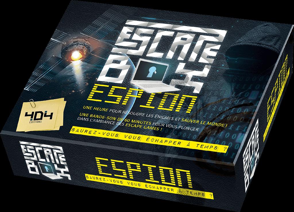 escape_box_espion jeu cooperatif