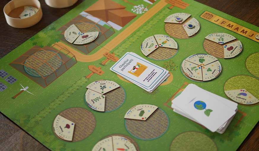 supermaculture jeu cooperatif