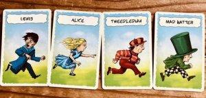 fuis fast forward jeu coopératif cartes