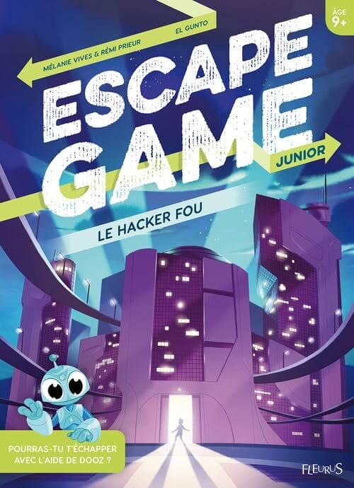 escape game junior - le Hacker fou