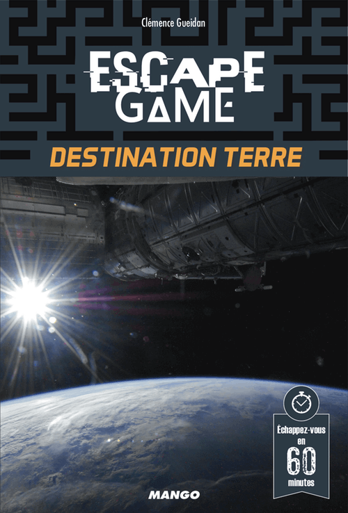 escape game - destination terre