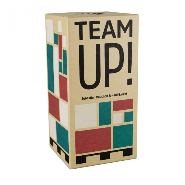 team up jeu cooperatif