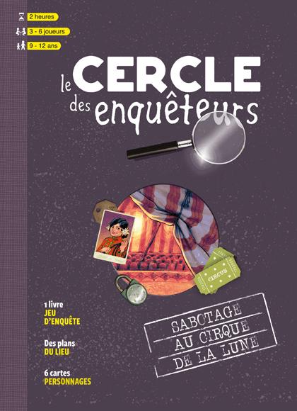 le cercle des enquêteurs cirque