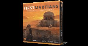First Martians : Aventures sur la Planète Rouge