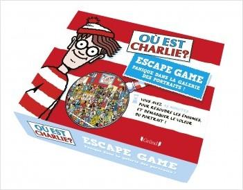 escape box ou est charlie jeu cooperatif