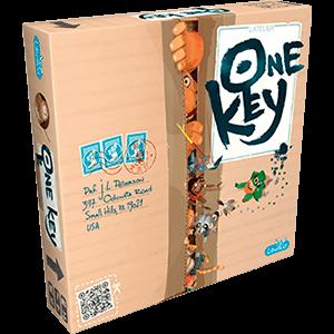 one key jeu cooperatif