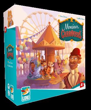 Monsieur Carrousel jeu cooperatif