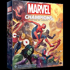 Marvel Champion : le Jeu de Cartes