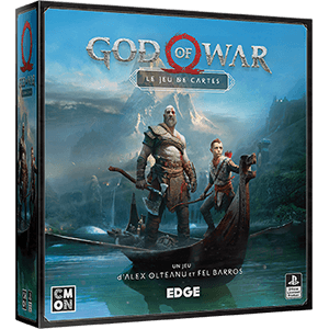 god of war le jeu de cartes cooperatif