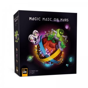 magic-maze on mars jeu cooperatif
